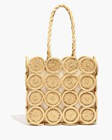 MW The Straw Catania Tote Bag
