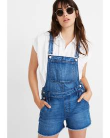 MW Adirondack Short Overalls in Denville Wash