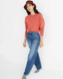 Madewell Rivet & Thread High-Rise Wide-Leg Jeans