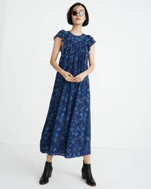 MW Warm Silk Kiss Maxi Dress