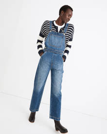 MW Relaxed Overalls in Irwell Wash
