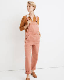MW Relaxed Overalls: Garment-Dyed Edition