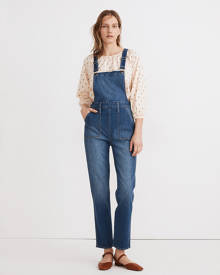 MW Stovepipe Overalls in Cosman Wash