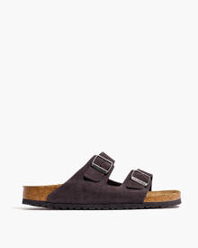 MW Birkenstock® Suede Arizona Sandals