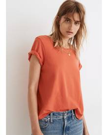 MW (Re)sourced Cotton Swing Crop Tee