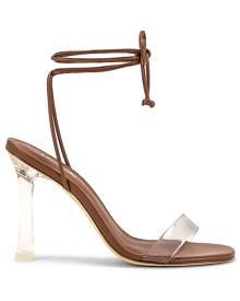 Larroude The Gloria Heel in Brown. - size 6 (also in 5.5, 6.5, 7, 7.5, 8, 8.5, 9, 9.5)