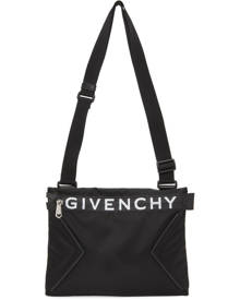 Givenchy Black Spectre Messenger Bag