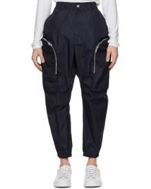 Dsquared2 Navy Sport Cargo Pants