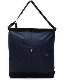 Nanamica Navy Utility Messenger Bag
