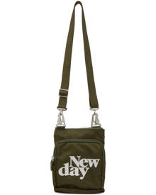 Undercover Khaki New Day Pouch