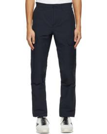 rag and bone Navy Corbin Cargo Pants