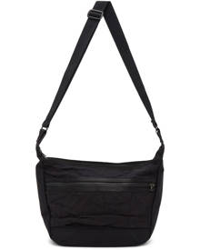 Master-Piece Co Black Rebirth Project Edition Canvas Messenger Bag
