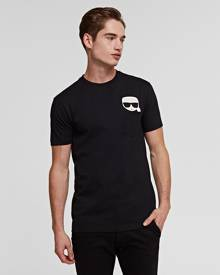 Karl Lagerfeld IKONIK POCKET T-SHIRT