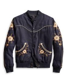 RRL Reversible Western Tour Jacket