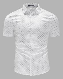 Men All-over Print Shirt