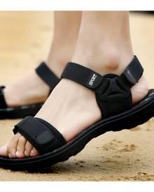 SHEIN Men Velcro Strap Sport Sandals