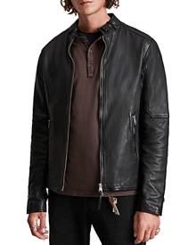 Allsaints Cora Leather Moto Jacket
