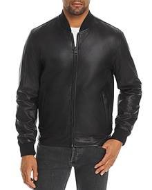 Cole Haan Reversible Leather Jacket
