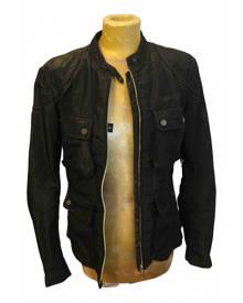 Belstaff \N Metallic  Leather Jacket for Women