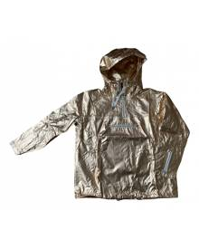 & Other Stories & Stories \N Metallic  Leather Jacket for Women
