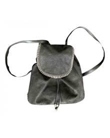 Stella Mccartney Falabella Metallic Cloth Backpack for Women