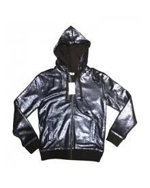 Faith Connexion \N Metallic  Leather Jacket for Women