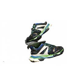 Balenciaga Track Multicolour Cloth Trainers for Men