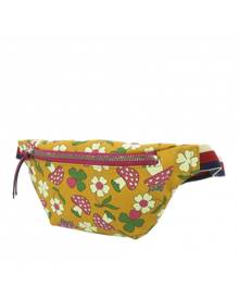 Gucci \N Yellow Cloth Belt Bag for Men