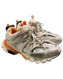 Balenciaga Track Multicolour Leather Trainers for Men 43 EU