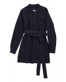 Holiday Boileau \N Navy Cotton dress for Women 36 FR