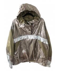 Isabel Marant Etoile \N Metallic Leather jacket for Women 2 0-5