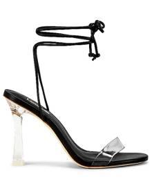 Larroude Gloria Heel in Black. Size 7.5, 8, 8.5, 9.