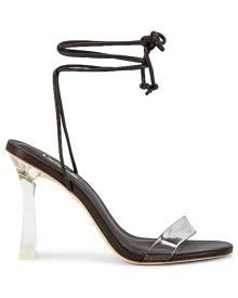 Larroude Gloria Heel in Taupe. Size 7.5, 9, 9.5, 7, 8.5.