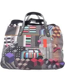Paul Smith Messenger Bag for Men On Sale, Black, Nylon, 2019