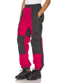The North Face Black 94 Rage Rain Pant in Rose Red & Asphalt Grey - Gray,Pink. Size L (also in ).