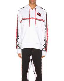 Puma Select x Jahnkoy Hoodie in Puma White - Abstract,White. Size M (also in S).