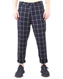 Absolut Joy Men's Trousers In Black
