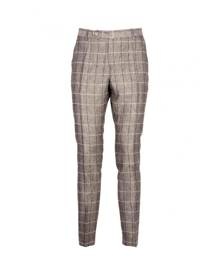 Entre Amis Men's Trousers In Brown