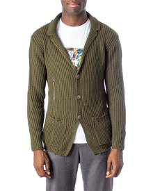 Hydra Clothing Men's Cardigan In Grey