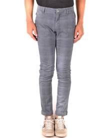 Mason`S Men's Trousers In Grey