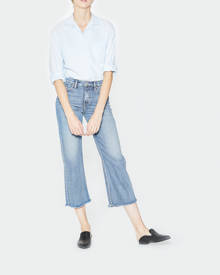 Silver Jeans Wide Leg Medium Wash