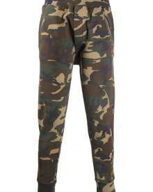 Dsquared2 camouflage print track pants - Green