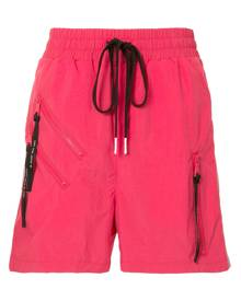 Haculla multi-zip track trousers - Pink