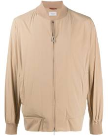 Brunello Cucinelli lighweight bomber jacket - Neutrals
