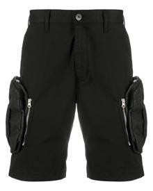Stone Island Shadow Project cargo shorts - Black