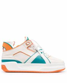 Just Don Courtside Mid sneakers - White