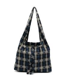 Off Duty Tarre embroidered-logo tote - Blue