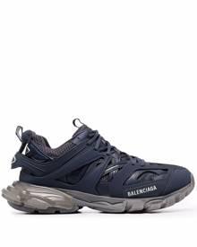 Balenciaga Track Clear Sole sneakers - Blue