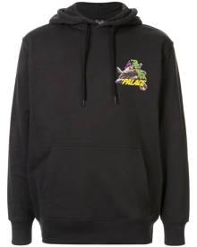 Palace Octo hoodie - Black
