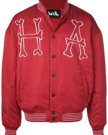 Haculla embroidered bomber jacket